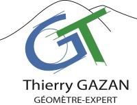 Gazan Géomètre Logo